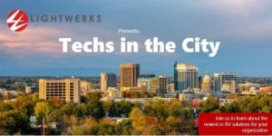 #TechsintheCity – Boise – February 16, 2017