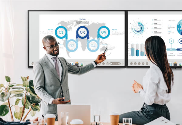 BenQ's Interactive Flat Panels ideal for meeting spaces!