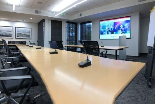 Bose Conferencing Processors at Harbor Regional Center - LightWerks