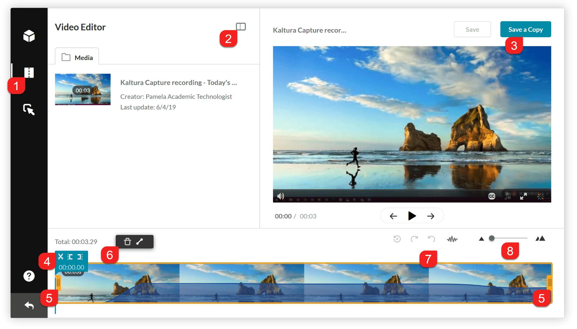 kaltura-editor-interface
