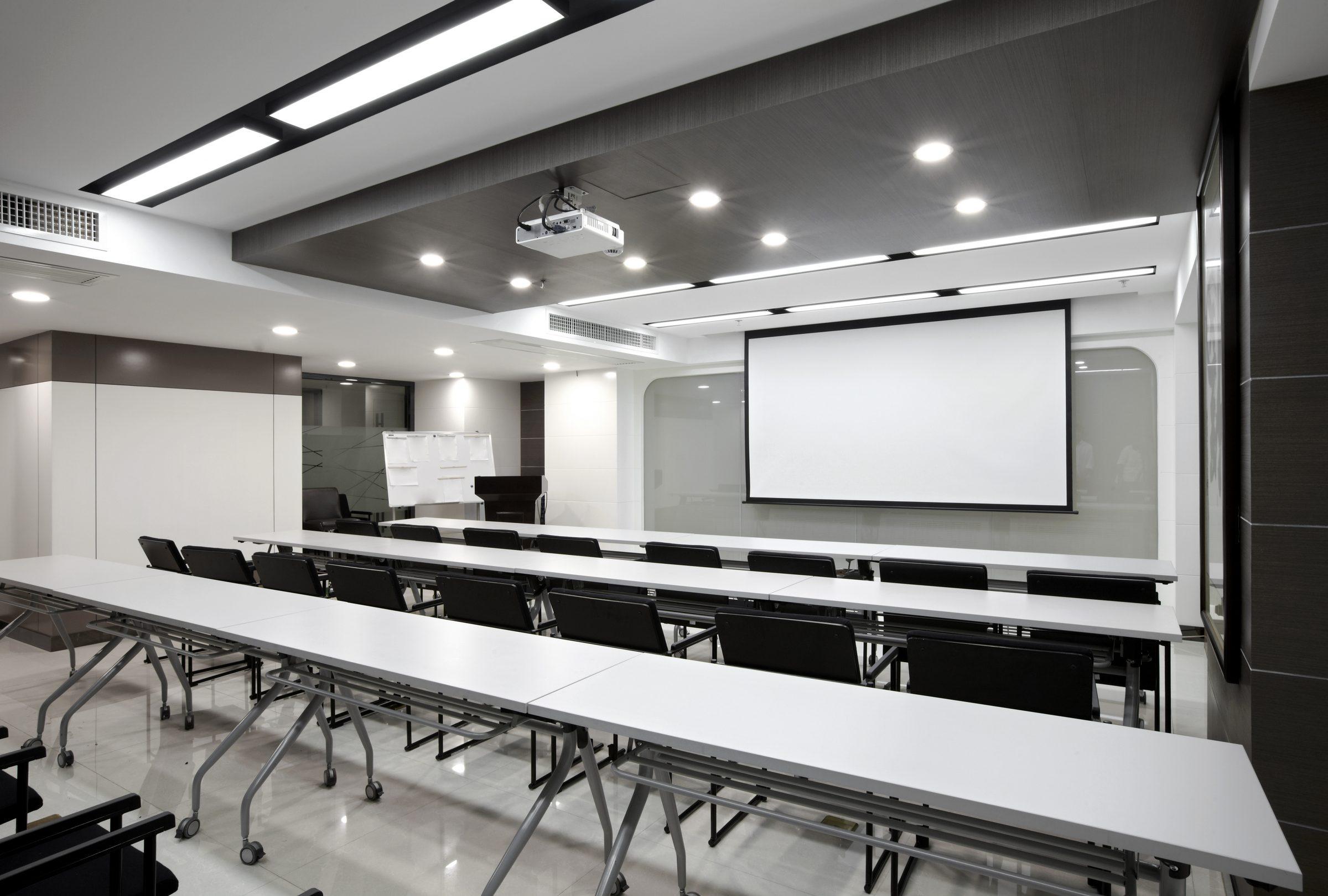 Hybrid Training room