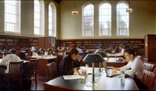 powelllibraryreadingroom