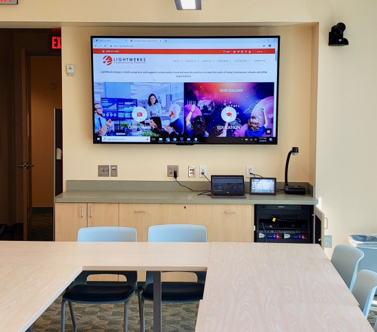 Pacific University Oregon - LightWerks AV Solutions For Colleges